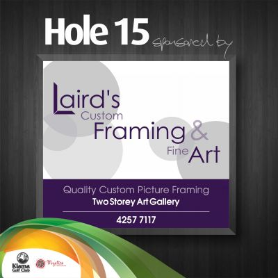 Larid\'s Custom Framing & Fine Art | Kiama Golf Club